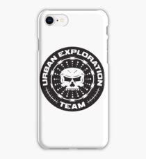 TEAM URBAN EXPLORATION iPhone Case/Skin