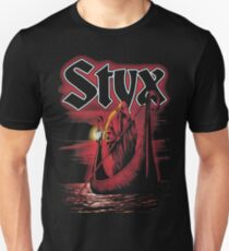 Styx band Ferryman tour 2016 SAM04 Unisex T-Shirt