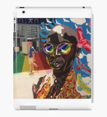 A happy man  iPad Case/Skin