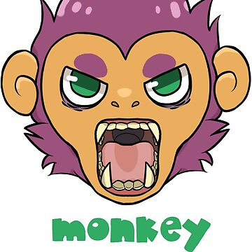 Monkey Business by FrecklesBK