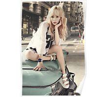 girls generation taeyeon Poster