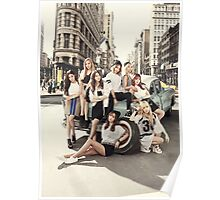 girls generation Poster