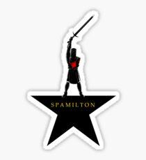 Spamilton Sticker