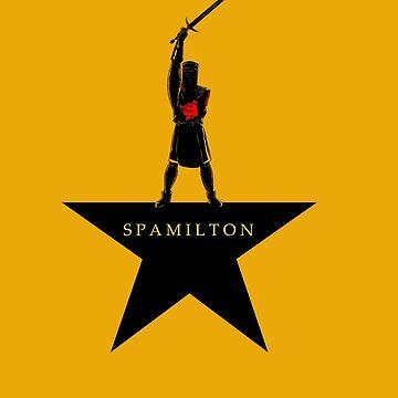 Spamilton by DJohea