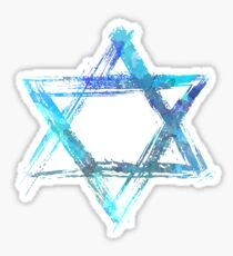 Star of David Sticker