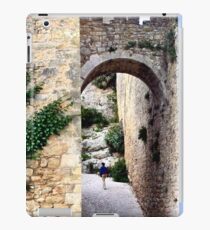 OBIDOS PORTUGAL WALLED CITY iPad Case/Skin
