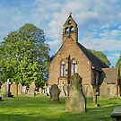 Church in Cheshire, England by AnnDixon