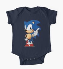 sonic the hedgehog One Piece - Short Sleeve