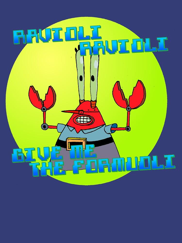 GIVE ME THE FORMUOLI   Unisex T-Shirt