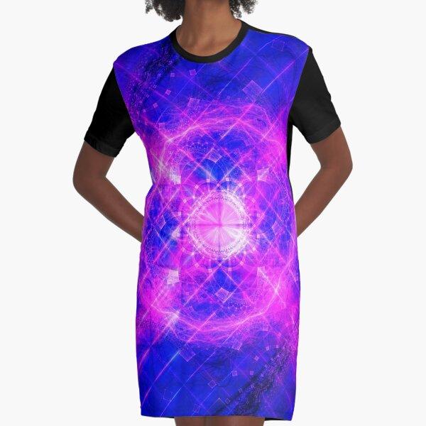 Chief's Rain Hand || FutureLifeFashion.com Graphic T-Shirt Dress
