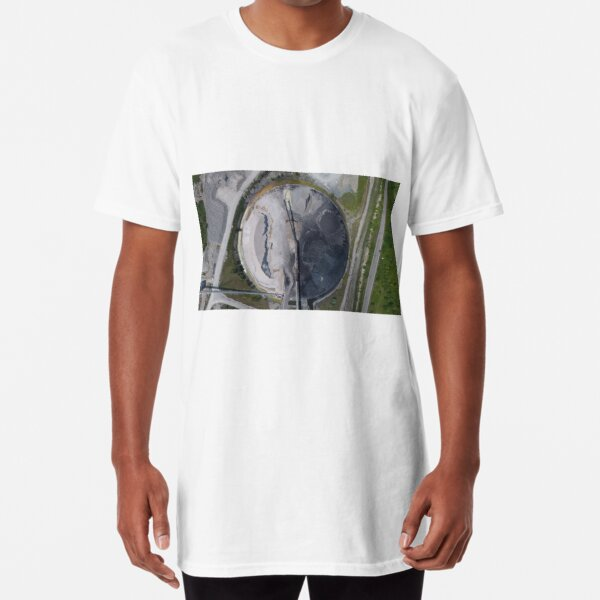 industrial sector Long T-Shirt