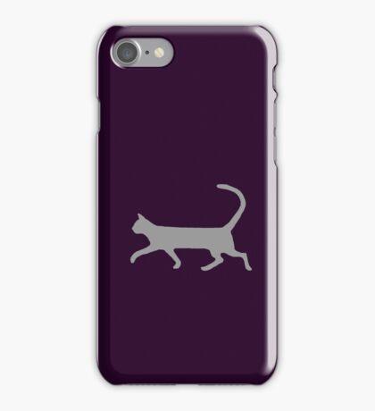 Shadow Cat iPhone Case/Skin