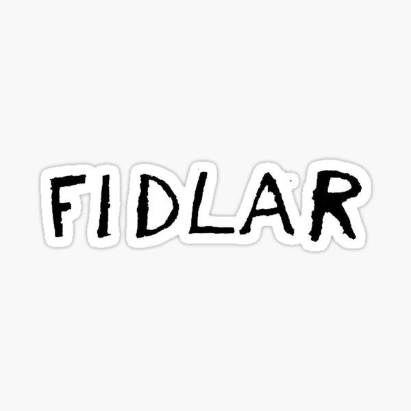 Fidlar bands Sticker