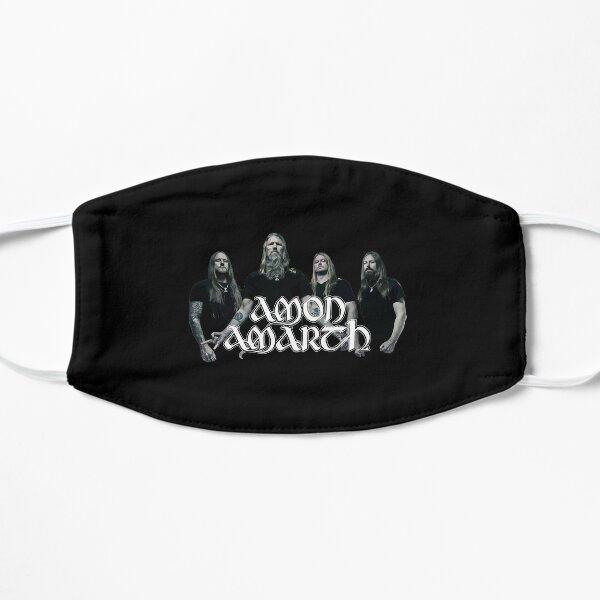 sabendino-Amon-Amarth-wongera Flat Mask