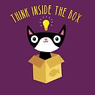 Think Inside The Box by DinoMike