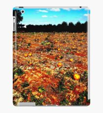 Orange Acres iPad Case/Skin