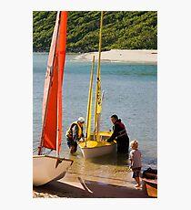 Summer recreation Photographic Print