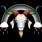 Rainbow Goat by Jennifer Smith