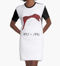 Tupac Graphic T-Shirt Dress