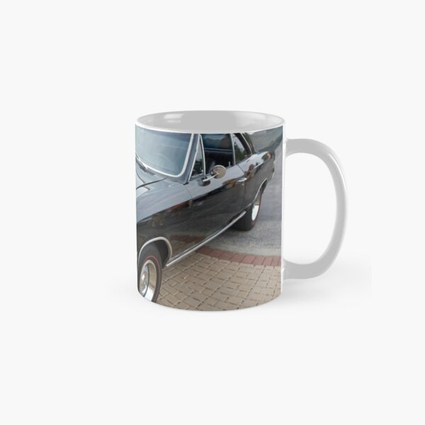 1966 Chevelle SS and Sierra Nevada Mountains Classic Mug