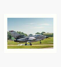 Panavia Tornado GR.4A ZA404/013 Art Print