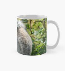 Ring angebundener Lemur Tasse (Standard)