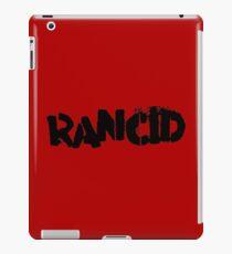 Rancid iPad Case/Skin