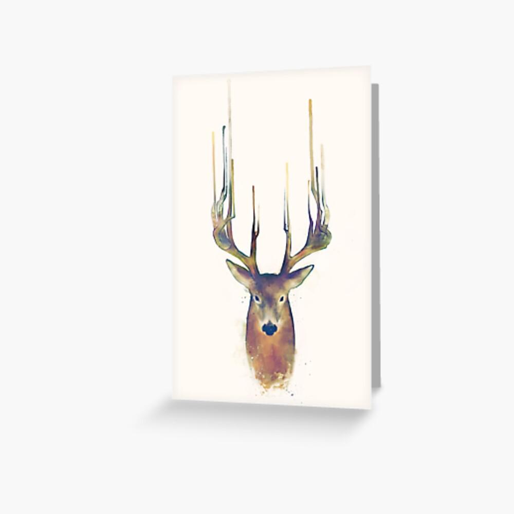 Deer // Steadfast Greeting Card