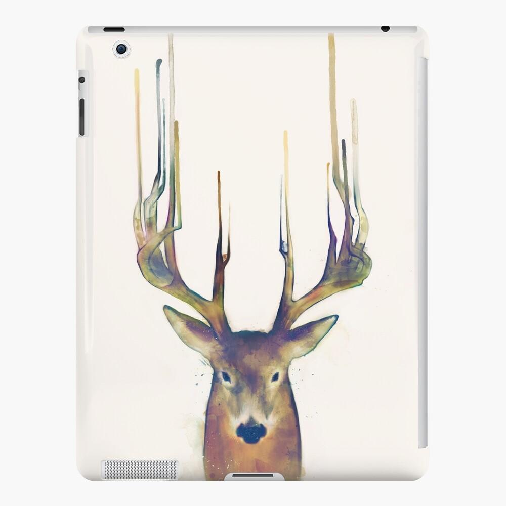 Deer // Steadfast iPad Case & Skin