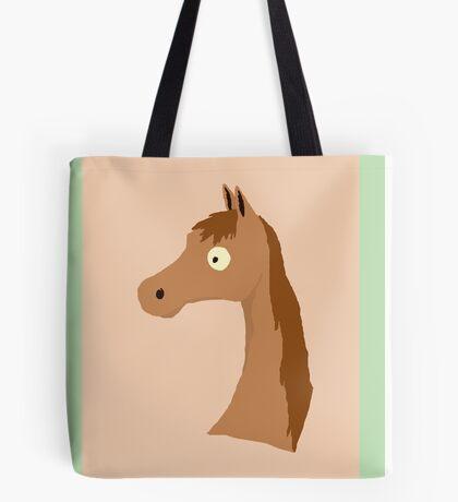 Elegant Pony Tote Bag