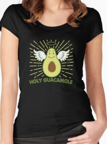 Holy Guacamole Women's Fitted Scoop T-Shirt