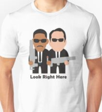 Men in Black - Look Right Here T-Shirt