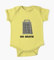 Oh, Grate One Piece - Short Sleeve