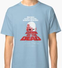 romero cult movie dawn of the  dead Classic T-Shirt