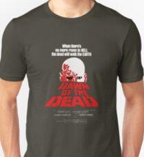 romero cult movie dawn of the  dead T-Shirt