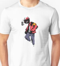 Alien Cap Boy Unisex T-Shirt