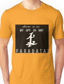 As One-Parabatai Unisex T-Shirt