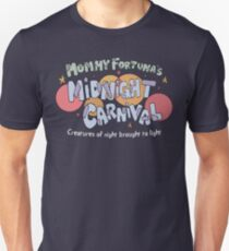 Mommy Fortuna's Midnight Carnival Slim Fit T-Shirt