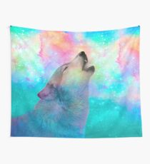Breathing Dreams Like Air Wall Tapestry