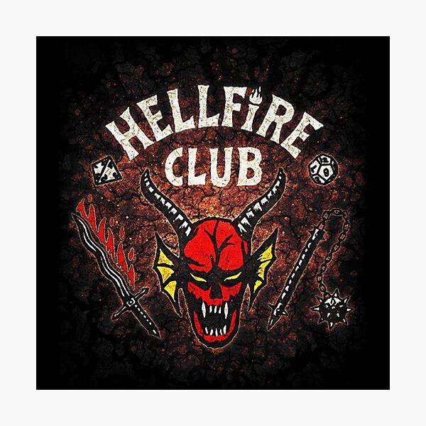 Hellfire Club  Photographic Print