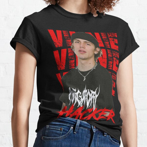 Vinnie Hacker Camiseta clásica