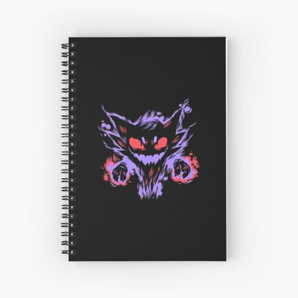 Haunter Spiral Notebook