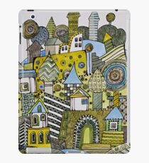 Emerald village iPad Case/Skin