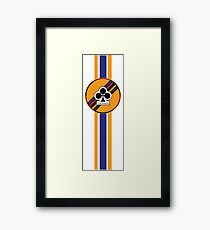 Colnago Vintage Racing Bicycles Italy Framed Print