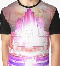 Deco Metro 80s Showcase Graphic T-Shirt