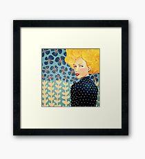 Lucie Framed Print
