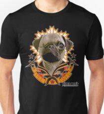 PEE WEE THE PUG TATTOO Unisex T-Shirt