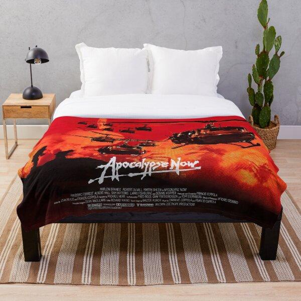Apocalypse Now! - Limited Edition Print Throw Blanket