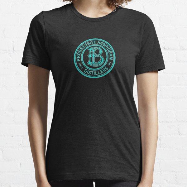 Retro-Bruichladdich Scotch Pride Essential T-Shirt