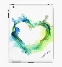 Ink Heart iPad Case/Skin
